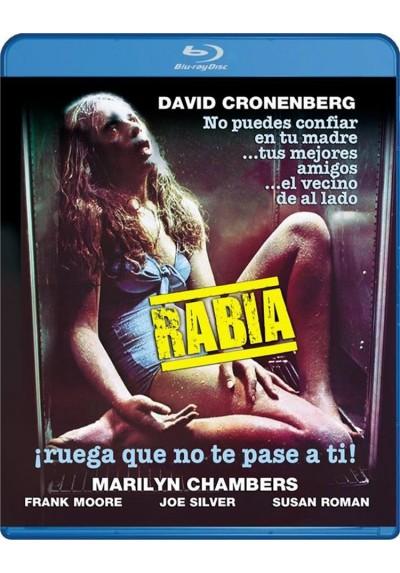 Rabia (Rabid) (Blu-Ray)