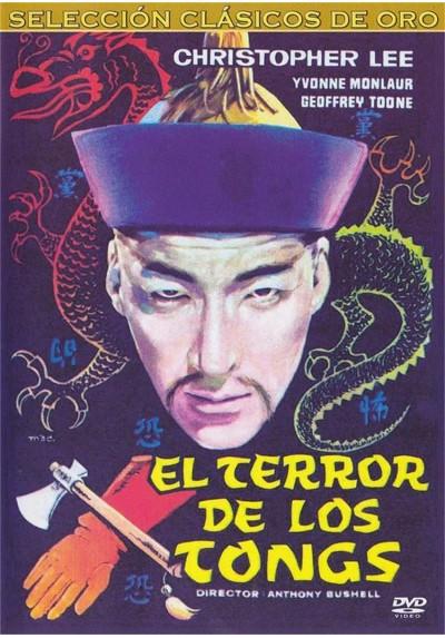 El Terror De Los Tongs (Clasicos De Oro) (The Terror Of The Tongs)