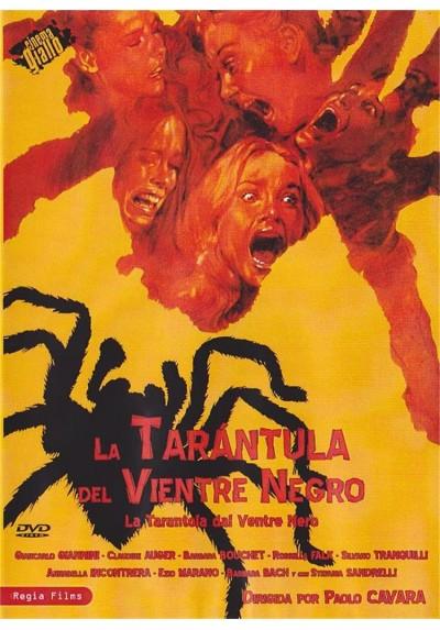 La Tarantula Del Vientre Negro (La Tarantola Dal Ventre Nero)