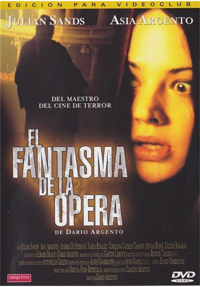 El Fantasma De La Opera (1998) (The Phantom Of The Opera)