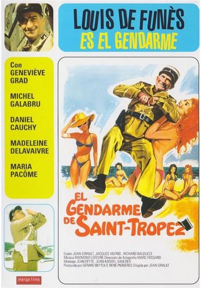 El Gendarme De Saint-Tropez (Le Gendarme De Saint-Tropez)