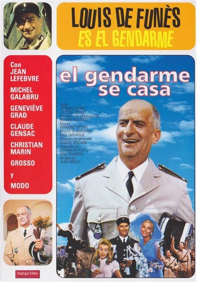 El Gendarme Se Casa (Le Gendarme Se Marie)