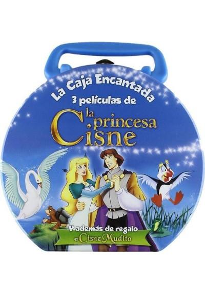 La Princesa Cisne - Caja Metalica