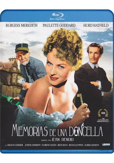 Memorias De Una Doncella (Blu-Ray) (The Diary Of A Chambermaid)