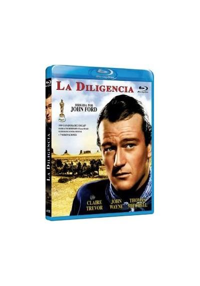 La Diligencia (Stagecoach) (Blu-Ray)