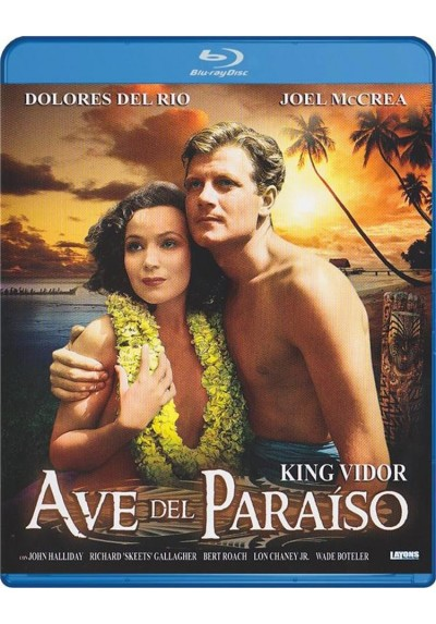 Ave Del Paraiso (Blu-Ray) (Bird Of Paradise)