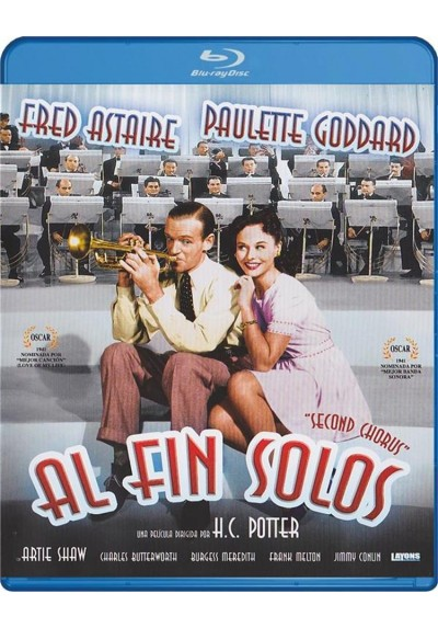 Al Fin Solos (Blu-Ray) (Second Chorus)