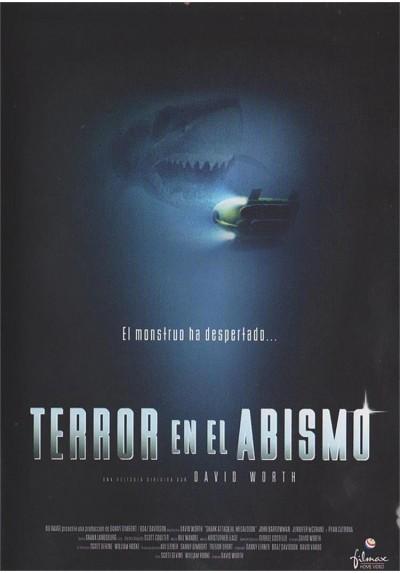 Terror En El Abismo (Shark Attack III: Megalodon)
