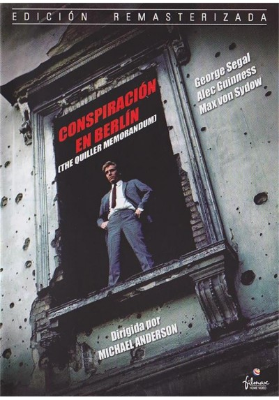 Conspiracion En Berlin (The Quiller Memorandum)