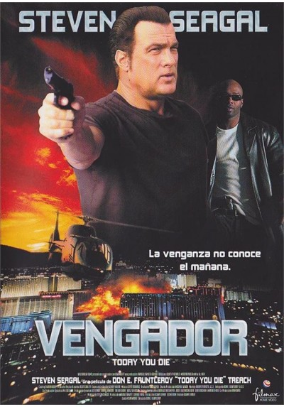 Vengador (2005) (Today You Die)