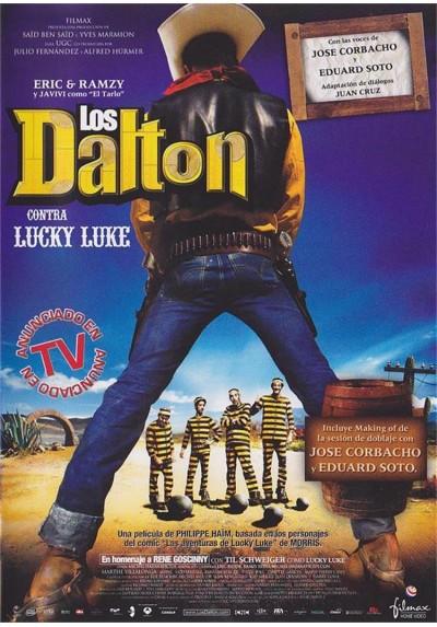 Los Dalton Contra Lucky Luke (Les Dalton)