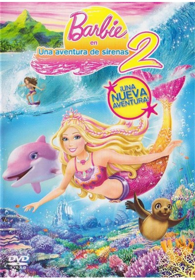 Barbie : Una Aventura De Sirenas 2 (Barbie In A Mermaid Tale 2)
