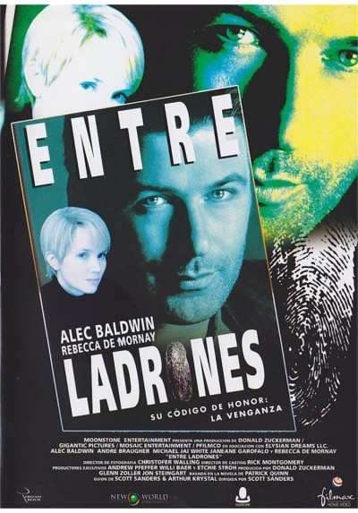 Entre Ladrones (Thick As Thieves)