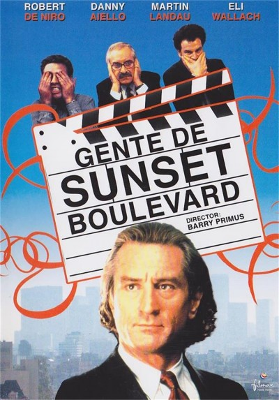 Gente De Sunset Boulevard (Mistress)