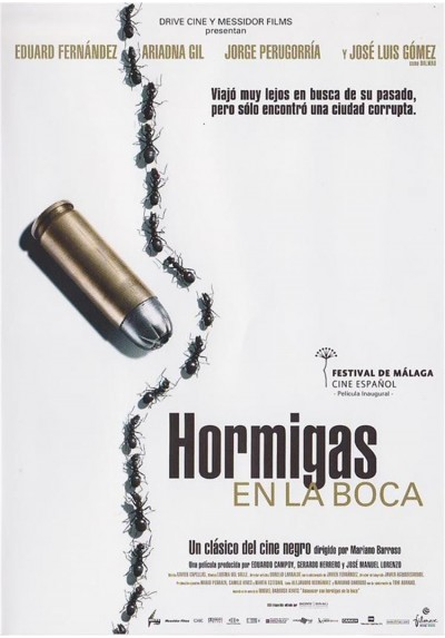 Hormigas En La Boca