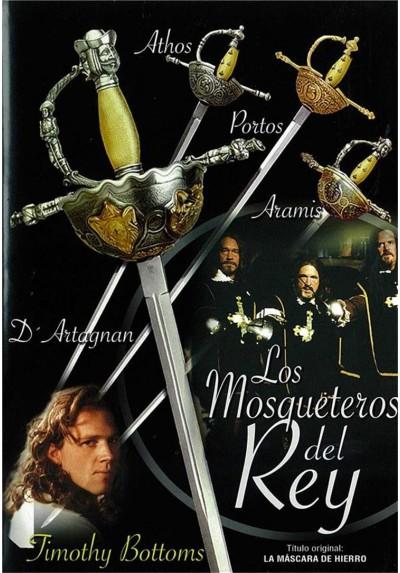 Los Tres Mosqueteros del Rey (La Mascara de Hierro)