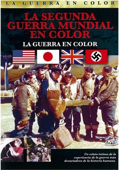 La Segunda Guerra Mundial En Color : La Guerra En Color (Estuche Slim)