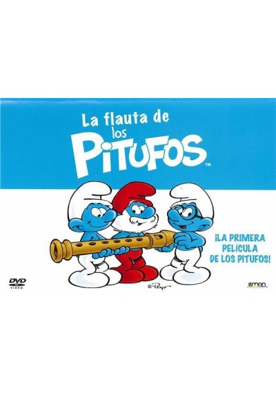 La Flauta De Los Pitufos - La Pelicula (Ed. Horizontal)