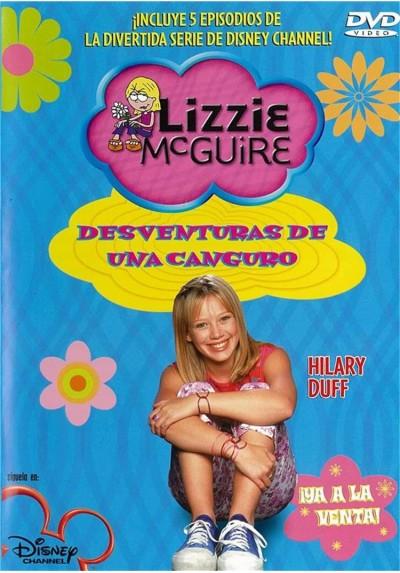 Lizzie Mcguire : Vol. 02 - Desventuras De Un Canguro