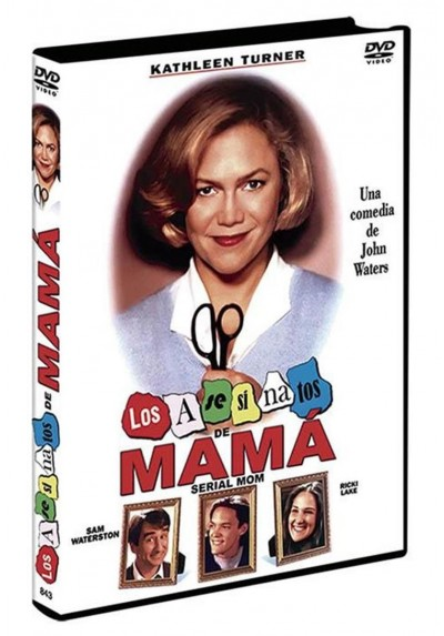Los Asesinatos De Mama (Serial Mom)