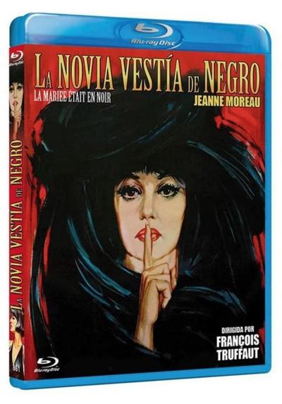 La Novia Vestia De Negro (Blu-Ray) (La Mariée Était En Noir)