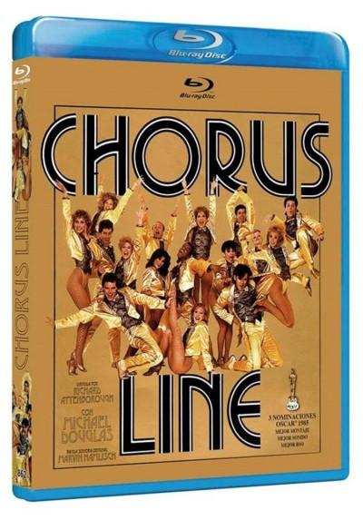 Chorus Line (Blu-Ray) (A Chorus Line)