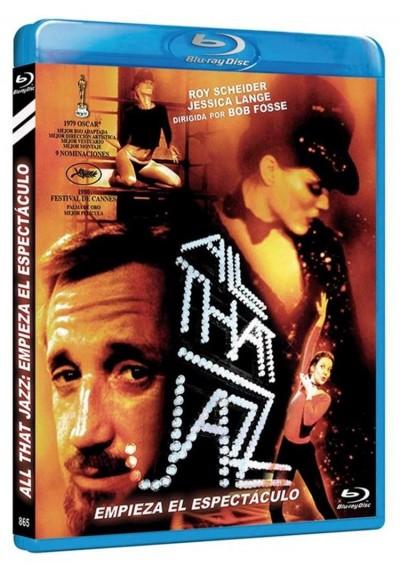 All That Jazz : Empieza El Espectaculo (Blu-Ray)
