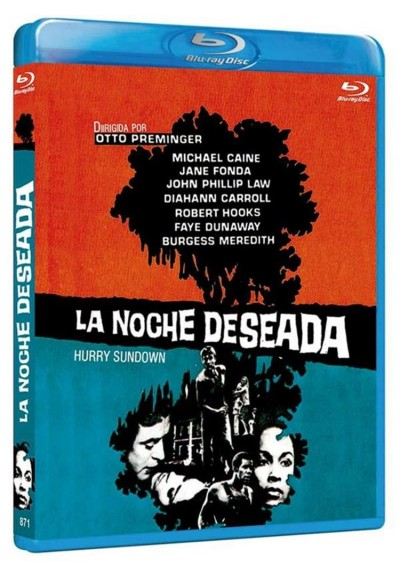 La Noche Deseada (Blu-Ray) (Hurry Sundown)