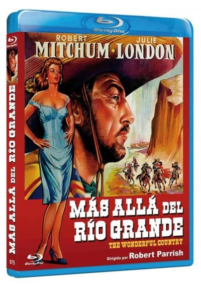 Mas alla de Rio Grande (Blu-Ray) (The Wonderful Country )