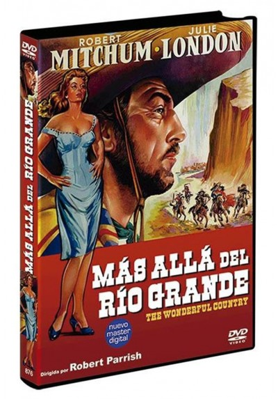 Mas alla de Rio Grande (The Wonderful Country )