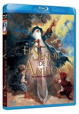 El Señor De Los Anillos (1978) (Blu-Ray) (The Lord Of The Rings)