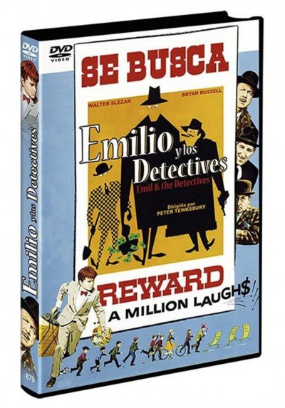 Emilio Y Los Detectives (Emil And The Detectives)
