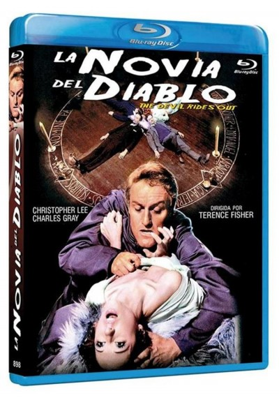 La Novia Del Diablo (Blu-Ray) (The Devil Rides Out)
