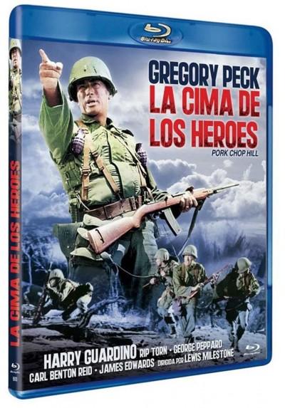 La Cima De Los Heroes (Blu-Ray) (Pork Chop Hill)
