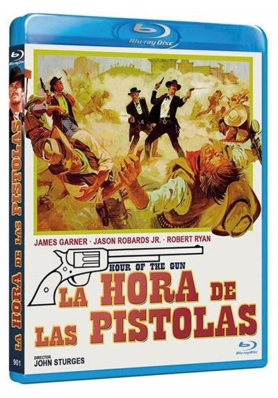 La Hora De Las Pistolas (Blu-Ray) (Hour Of The Gun)