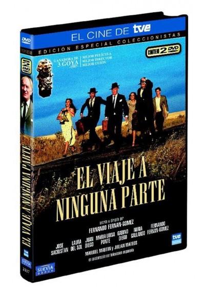 El Viaje A Ninguna Parte (Edicion especial 2 DVD)