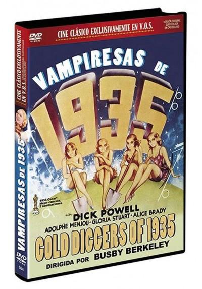 Vampiresas De 1935 (V.O.S.) (Gold Diggers Of 1935)