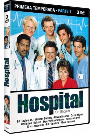 Hospital : 1ª Temporada - 1ª Parte (St. Elsewhere)