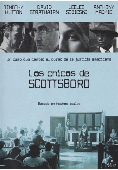 Los Chicos De Scottsboro (Heavens Fall)