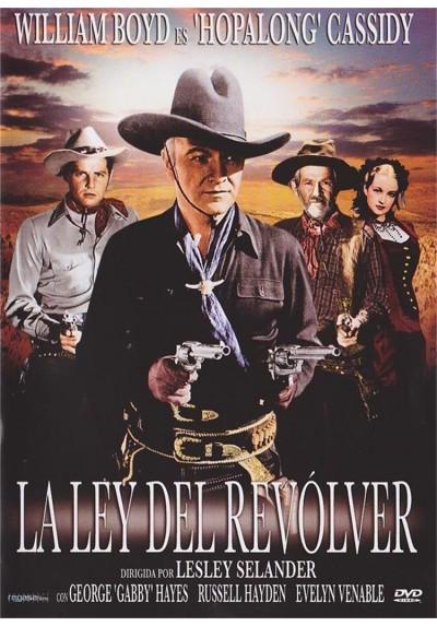 La Ley Del Revolver (The Frontiersmen)