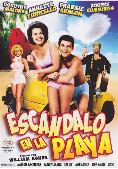 Escandalo En La Playa (Beach Party)