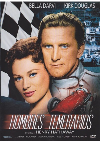 Hombres Temerarios (The Racers)