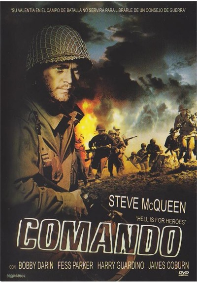Comando (Hell Is For Heroes)