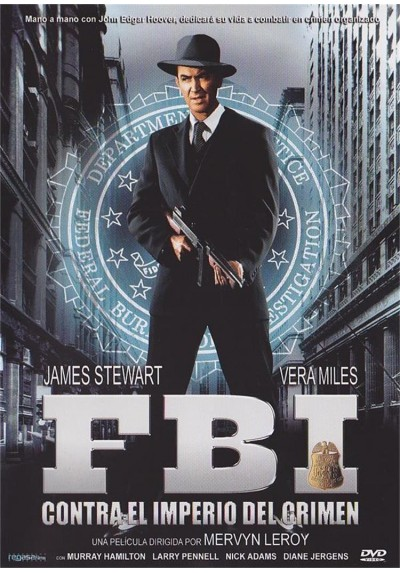 FBI Contra El Imperio Del Crimen (The Fbi Story)