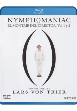 Nymphomaniac - El Montaje Del Director (V.O.S.) (Blu-Ray)