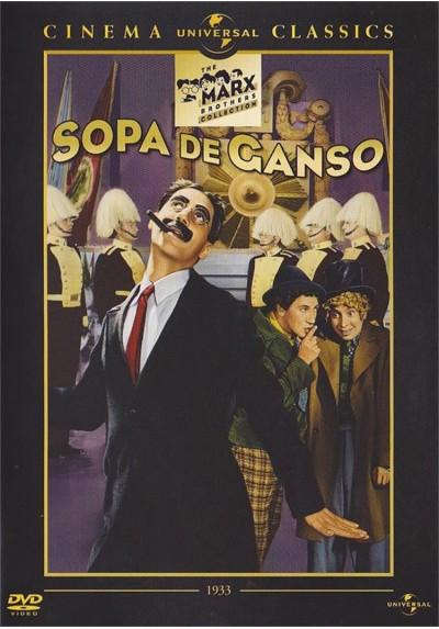 Sopa De Ganso (Duck Soup)