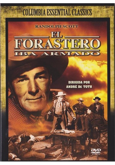 El Forastero iba Armado (The Stranger Wore A Gun)
