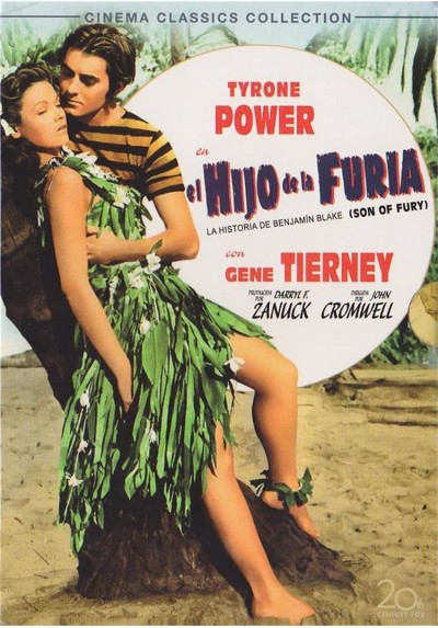El Hijo De La Furia (Son Of Fury: The Story Of Benjamin Blake)