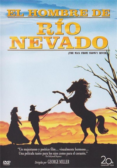 El Hombre De Rio Nevado (The Man From Snowy River)