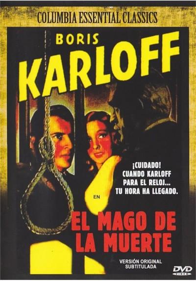 El Mago De La Muerte (V.O.S.) (Before I Hang)